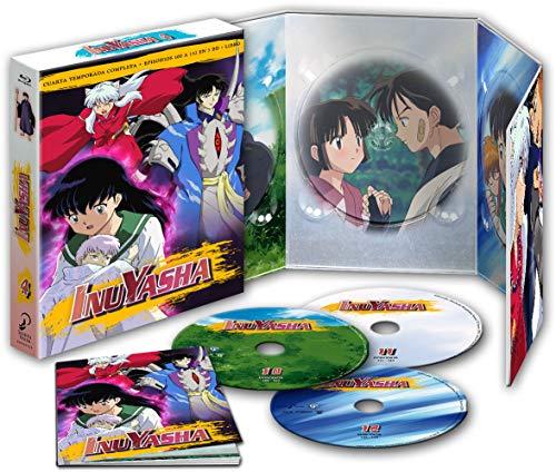 Inuyasha Box 4 Episodios 100 A 132 Blu-Ray [Blu-ray]