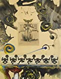 Berkin Arts Salvador Dali Giclee Kunstdruckpapier