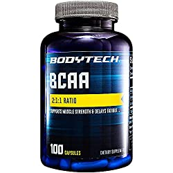 cheap The optimal BodyTech BCAA (branched chain amino acid) 2: 1: 1 ratio supports muscle endurance during recovery …