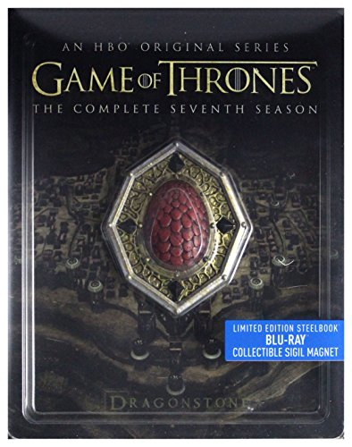 Game of Thrones Season 7 Steelbook [3Blu-Ray] [Region B] (IMPORT) (No hay versión española)