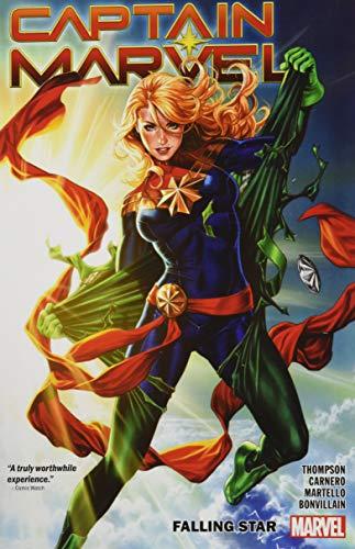 Captain Marvel Vol. 2: Falling Star