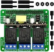 RPi PoE Relay Board Module for Raspberry Pi 3B+ 4B