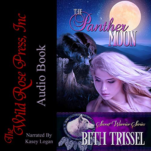 The Panther Moon audiobook cover art
