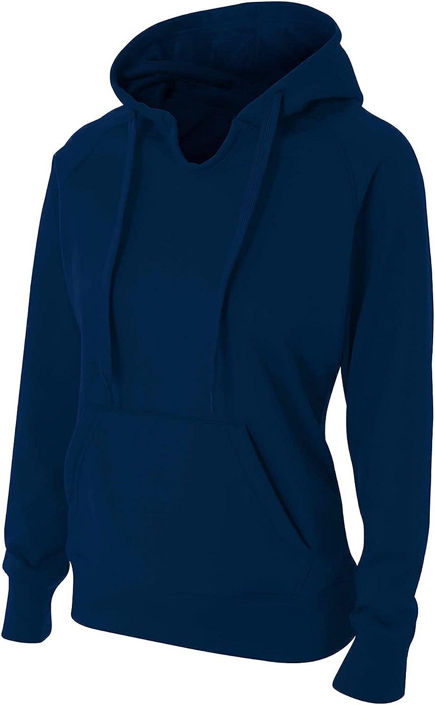 A4 Women's Tech half Fleece Stain Release Opening large release sale Hoodie