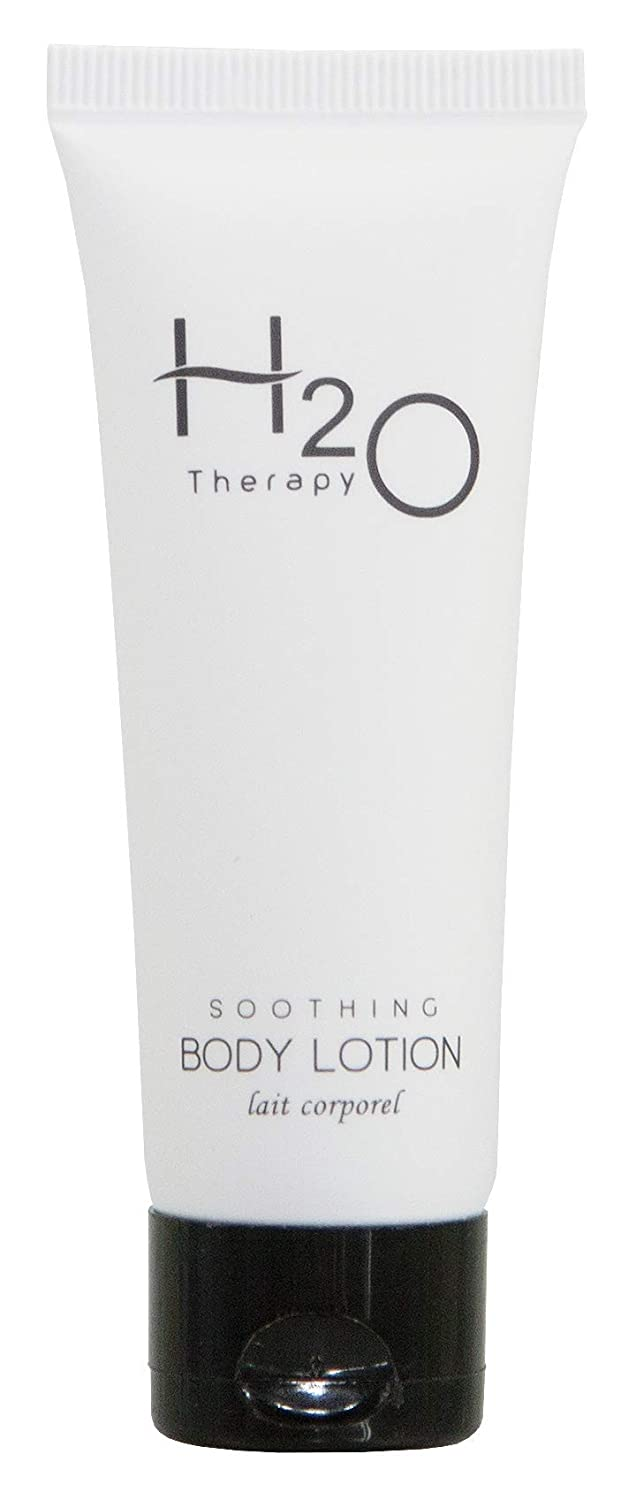 H2O Therapy Time sale Body Lotion Travel Size oz Hotel Ca 1 New arrival Hospitality