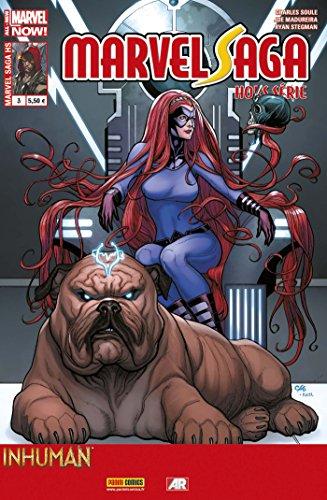 Marvel saga HS 3 : Inhuman 1