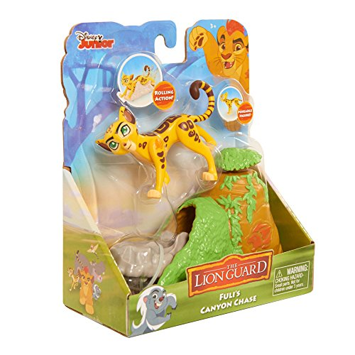 Disney Junior The Lion Guard Fuli's Canyon Chase