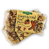 Pastabilities Gingerbread Man Pasta, Fun Shaped Gingerbread & House Noodles for Kids and Holidays, Non-GMO Natural Wheat Pasta 14 oz (2 Pack)