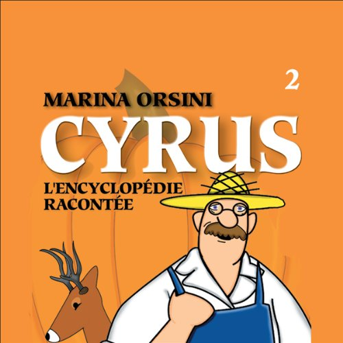 Cyrus audiobook cover art
