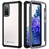 seacosmo Samsung S20 FE Case with Screen Protector, Full
