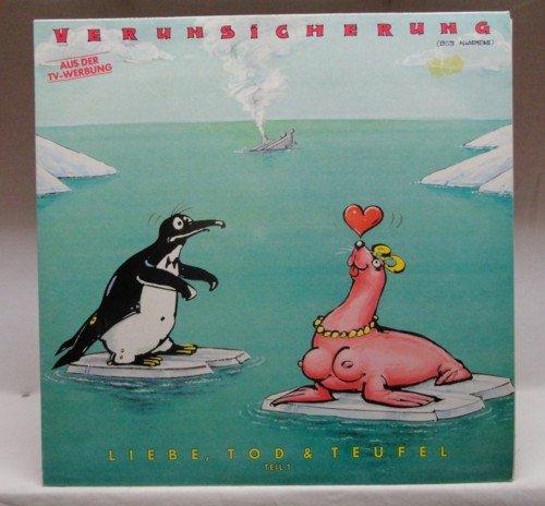 Liebe, Tod & Teufel [LP, Aus der TV_Werbung, NL, EMI Columbia Austria 12C 066 Y 7 48604 1]