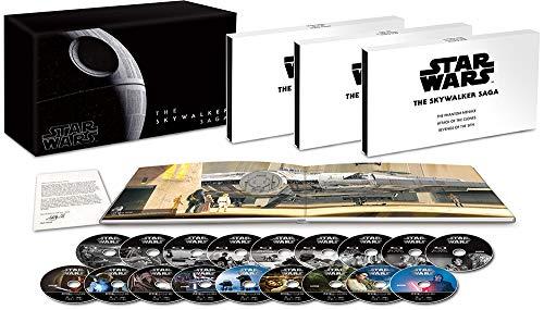 スター・ウォーズ スカイウォーカー・サーガ 4K UHD コンプリートBOX [4K ULTRA HD+ブルーレイ] [Blu-ray]