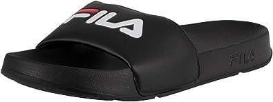 Fila Men's Drifter Sliders, Black