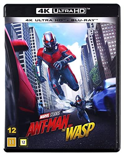 Ant-Man y la Avispa [Blu-Ray] [Region Free] (Audio español)