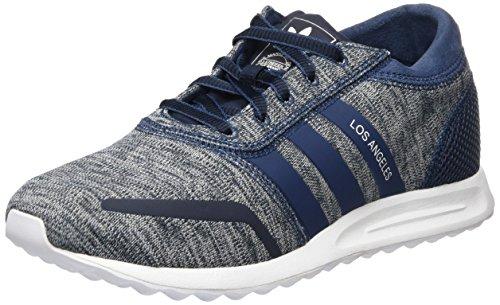 adidas Damen Los Angeles Sneakers, Blau (Legend Ink/Mineral Blue/FTWR White), 36
