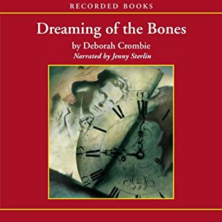 Dreaming of the Bones audiobook cover art