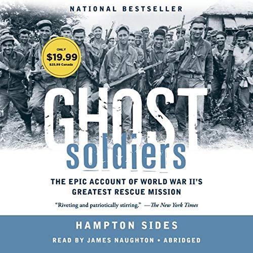 Ghost Soldiers Titelbild