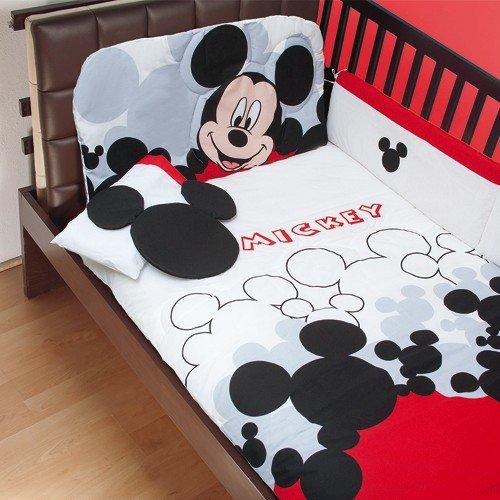 Set de edredon Mickey