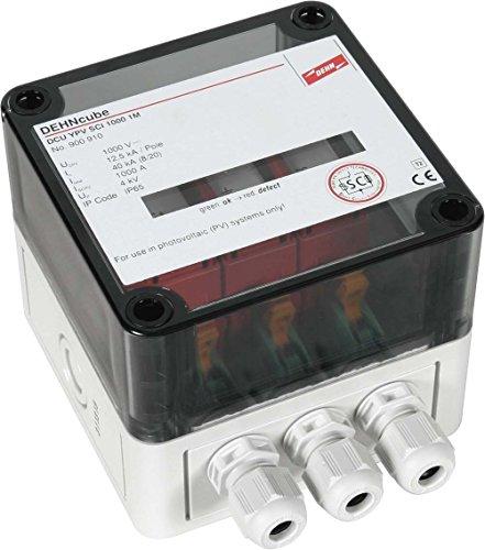 Dehn 900910Ableiter Überspannungsschutz Cube YPV SCI 10001Modul