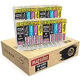 Matsuro Originale | Compatibili Cartucce Sostituire Per CANON PGI-525 CLI-526 525 526 (4 SETS)