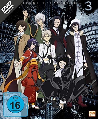 Bungo Stray Dogs - Staffel 3 [2 DVDs]