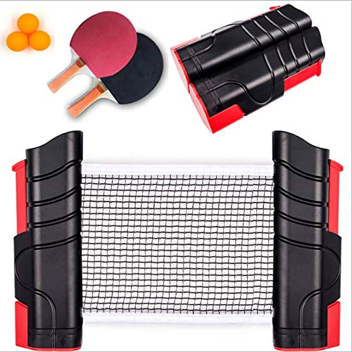 Best Review Of AKL Ping Pong Paddle, Table Tennis Racket, Professional Table Tennis Racket Set, 3 Ga...