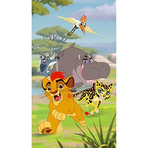 BebeGavroche Rideau Opaque Taille L du Roi des Lions dans la Jungle de Disney 140 x 245 cm