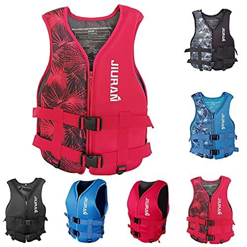 Ansenesna Life Jacket for Adult Kids Survival Floating Life Vest Swimming...