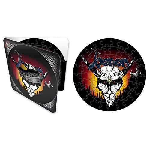 Posterbeatnik Venom Puzzle Jigsaw LEGIONS Black Metal - 72 Teile Pieces - 7