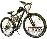 STOMPER 66cc/80cc 2-Stroke Motorized Bike KIT and 29' MT Bicycle DIY Motorized Bike