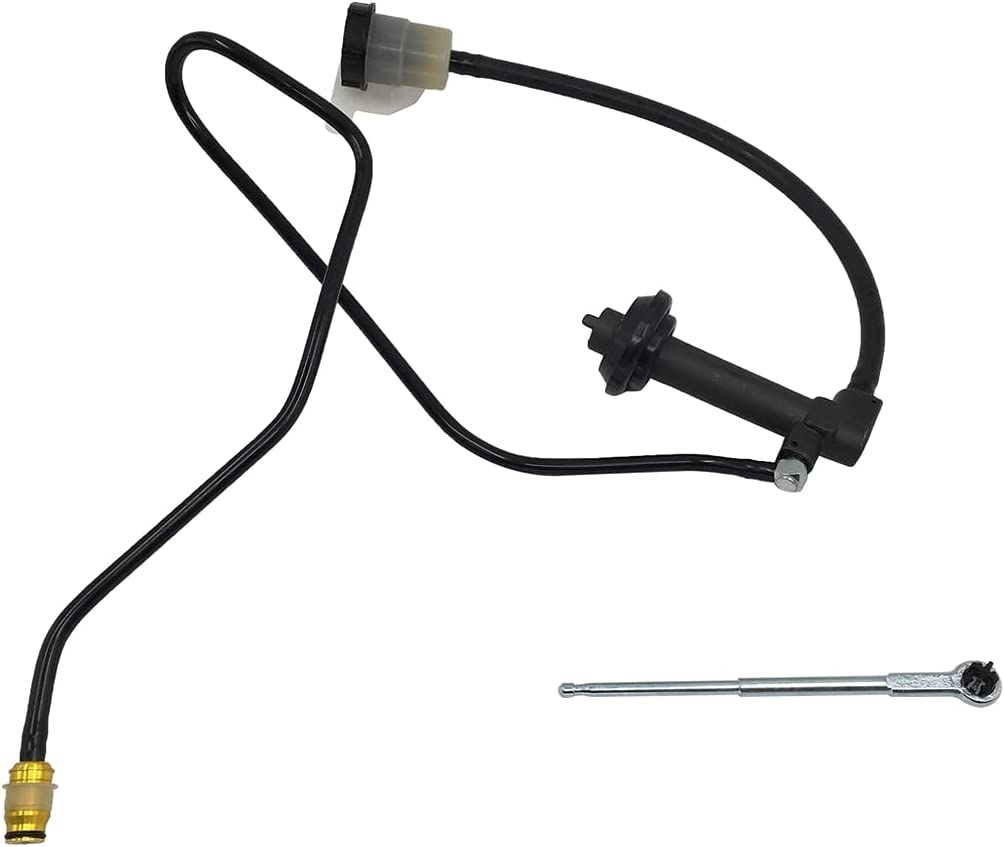 TOM - Clutch Master Cylinder And Line Max National products 80% OFF Assembly 1998-2000 Fits Fo