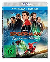 Spider-Man: Far From Home: Blu-ray 3D + 2D