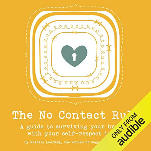 The No Contact Rule audiobook cover art