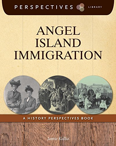 Angel Island Immigration: A History Perspectives Book (Perspectives Library) (English Edition)