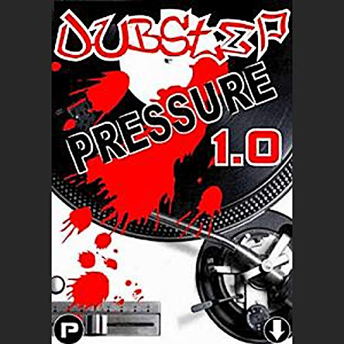 Dubstep Pressure 1.0 - Over 650 Wav Samples for Dubstep Producers | DVD non Box