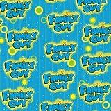 Family Guy Logo–CAM95–0,5m Vielfache–100%