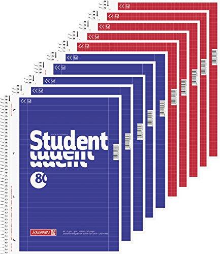 Brunnen 5 Brunnen Collegeblöcke Student A4 Bild
