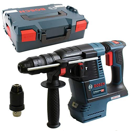 Bosch Akku-Bohrhammer GBH 18V-26 F SDS plus Solo ohne Akku ohne Lader in L-BOXX