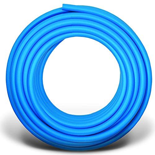 Rehau raua qua Eau Tuyau Bleu Plusieurs dimensions. 50 Meter 3/4\