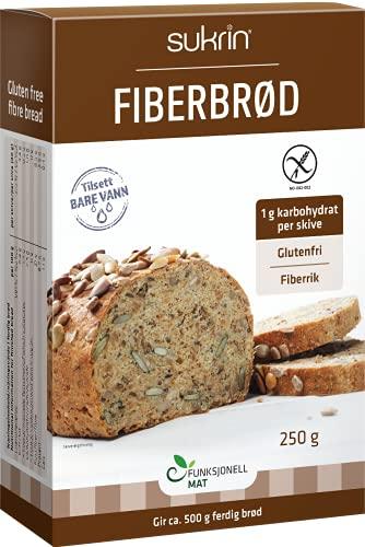Sukrin Fiberbrod, koolhydraatarme broodmix