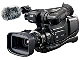 JVC JY-HM70 Professional Video Camcorder With Free High Power Fxlion Battery DF-U98