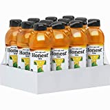 Honest Tea Organic Fair Trade Half Tea & Half Lemonade Gluten Free, 16.9 Fl. Oz, - PACK OF 24