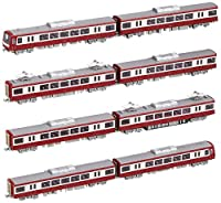 マイクロエース Nゲージ 京急2000形 2扉 8両セット A7961 鉄道模型 電車
