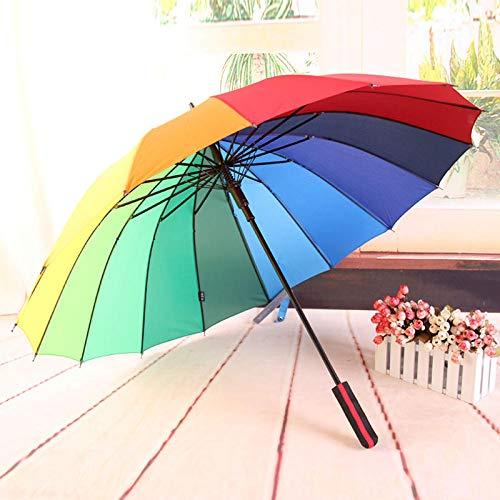 Powzz ornament Stall Umbrella Vinyl Anti-UV Sonnenschutz Sonnenschirm-801_Radius: 55CM * 8K