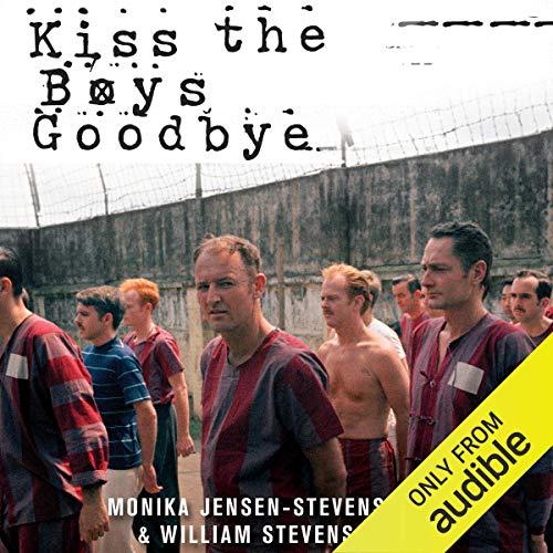 Kiss the Boys Goodbye audiobook cover art