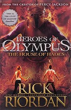 Paperback Heroes Of Olympus Bk 4 House Of Hades Book