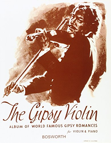The Gipsy Violin: For Violin & Piano