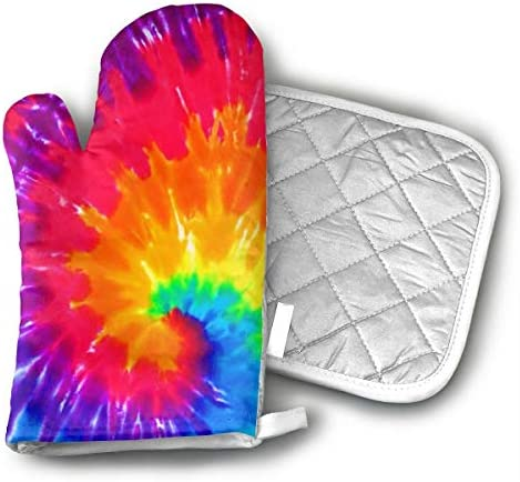 Oven Mitts Extra Long Kitchen Mitts Heat Resistant to 500Fahrenheit Degrees Kitchen Oven Gloves product image