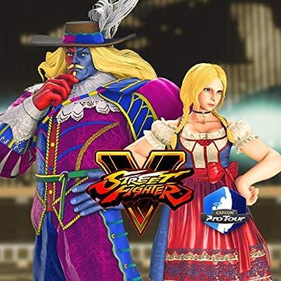 Street Fighter V Twister Parent