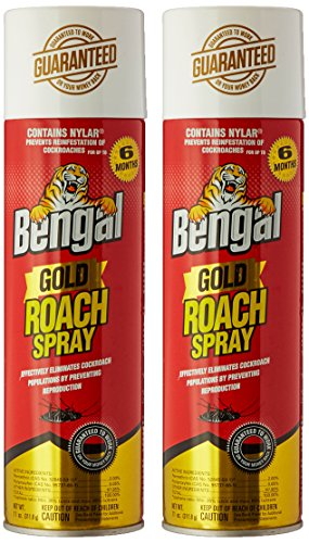Bengal Roach Spray Gold